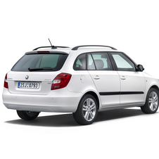 Skoda Fabia Break Van 1.6 TDI Active Plus