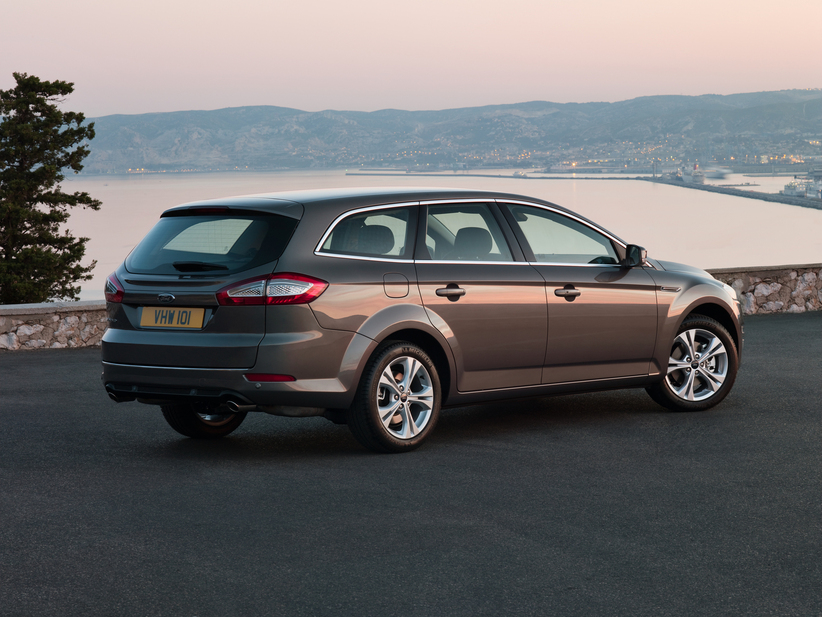photo courtesy of: Ford. Ford Mondeo 2.0TDCi 163 hp Titanium X SW