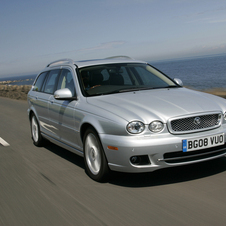 Jaguar X-Type Estate 3.0 V6 Executive Aut MY08
