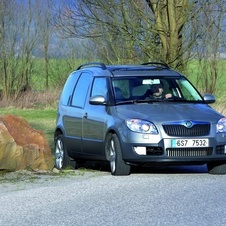 Skoda Roomster 1.9 TDI Scout