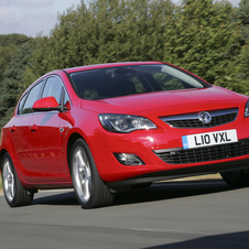 Vauxhall Astra Hatchback 1.4 87hp Expression