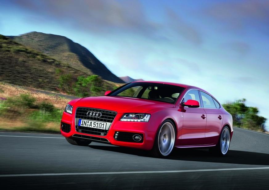 Audi a5 sportback 3 0 tdi quattro s line 1 photo and 9 - Audi a5 coupe 3 0 tdi quattro s line special edition ...