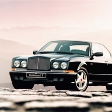 Bentley Continental T