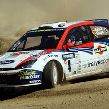 Ford Focus RS WRC 02