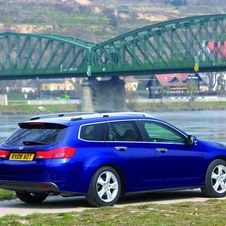 Honda Accord Tourer 2.2 i-DTEC Executive Advance Limited Edition