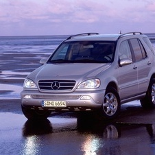 Mercedes-Benz ML 400 CDI