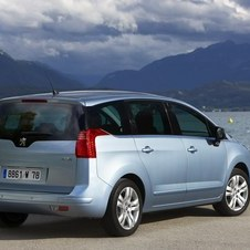 Peugeot 5008 Executive 1.6 HDi 110 FAP CVM6