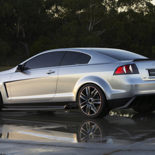 Holden Coupe 60