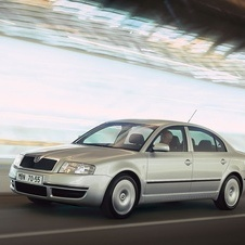 Skoda Superb 1.9 TDI-PD