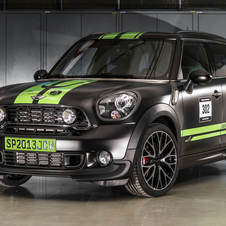 MINI (BMW) Countryman John Cooper Works All4 Dakar