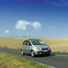 Fiat Idea 1.9 Multijet