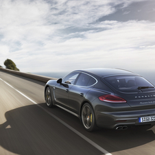 They represent the ultimate versions of the Panamera