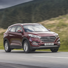 Hyundai Tucson 1.7 CRDi HP 4x2 Executive