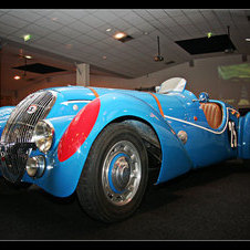Peugeot 302 Darl'mat Competition Roadster