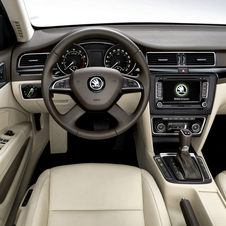 Skoda has worked to improve the interior for the new generation