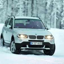 BMW X3 xDrive20i Lifestyle (E83)