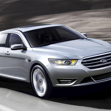 Ford Taurus 2.0 EcoBoost I-4 Limited FWD