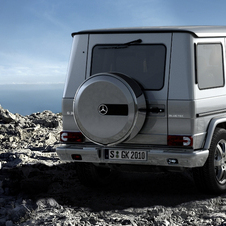 Mercedes-Benz G 500 Station-Wagen 7G-Tronic long