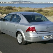 Opel Astra Sedan 1.6 Automatic