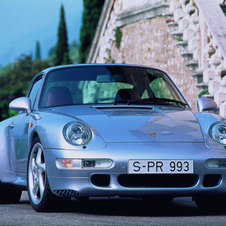 £25,000 for a Porsche 993 is a save and rewarding investment.