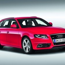Audi A4 Avant 2.0 TDI Attraction