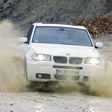 BMW X3 xDrive30d Lifestyle (E83)
