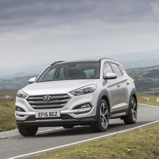 Hyundai Tucson 2.0 CRDi 4x2 Executive