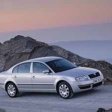 Skoda Superb 1.8 Turbo
