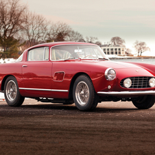 Ferrari 250 GT Low Roof Berlinetta by Boano