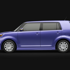 Scion xB Release Series 7.0 5-Spd MT