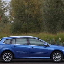 Renault Laguna Sports Tourer dCi 110 Expression