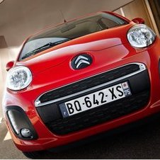 Redesigned Citroen C1 Has 99g/km Emissions, New Transmission and LED Running Lights