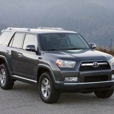 Toyota 4 Runner Limited 4X4