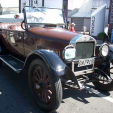1923 Studebaker Light Six Tourer
