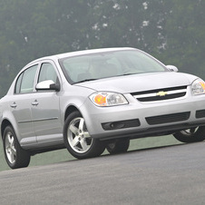 Chevrolet Cobalt LT2 Sedan