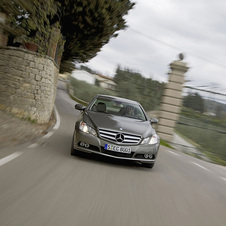 Mercedes-Benz E Coupe 250 CGI BlueEfficiency Auto