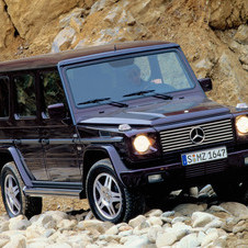 Mercedes-Benz G 300 Diesel Station Wagon AT