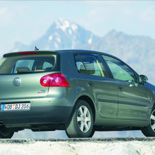Volkswagen Golf 2.0 FSI 4MOTION