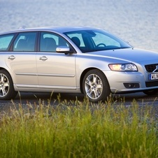 Volvo V50 2.0 D Automatic
