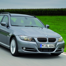 BMW 325i Touring Navigation Auto (E91) LCI