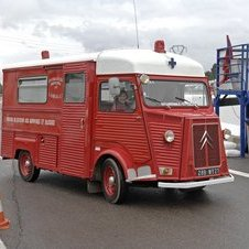 Citroën Type H Ambulance