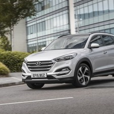 Hyundai Tucson 2.0 CRDi 4x4 Executive