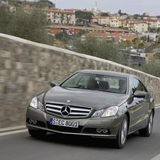 Mercedes-Benz E Coupe 250 CDI BlueEfficiency Auto