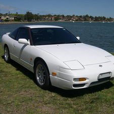 Nissan 180SX Type S Automatic