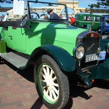 1924 Studebaker Light Six Roadster