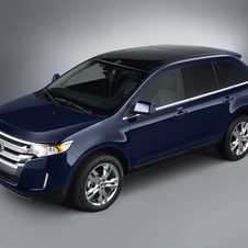 Ford Edge Gen.2