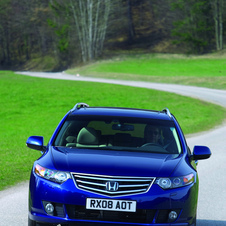 Honda Accord Tourer 2.2 i-DTEC Executive Navi Limited Edition