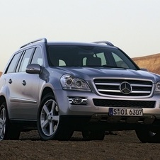 Mercedes-Benz GL 420 CDI 4MATIC