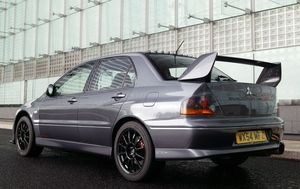 Mitsubishi Lancer Evolution VIII MR FQ400