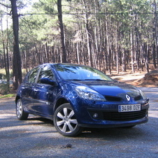 Renault Clio III 1.6 Automatic